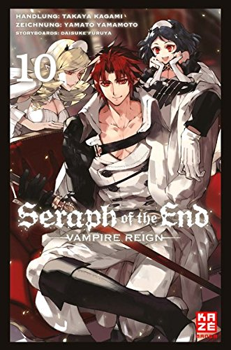 Seraph of the End 10: Vampire Reign